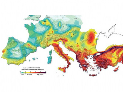 2012 - European design for seismic areas